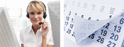 outbound appointment scheduling